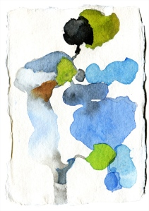 blaugruenpostkarte