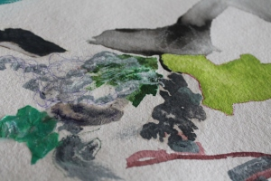 Collage - detail